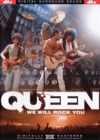 Cover Queen - We Will Rock You [DVD]